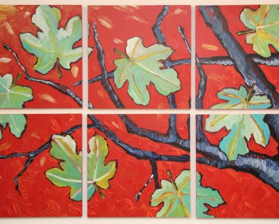 Vijgenbladeren