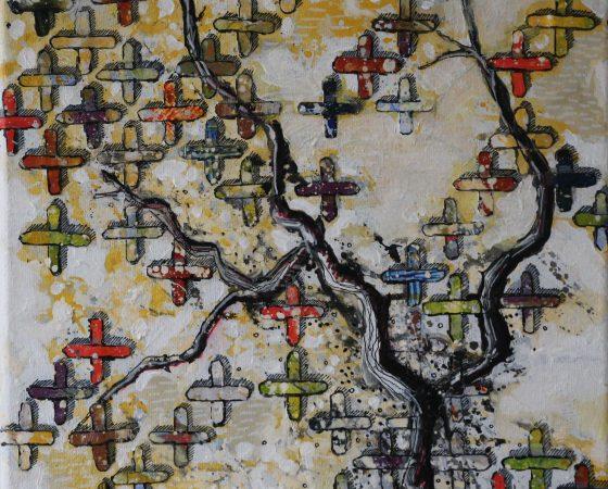 Cross tree (2015)